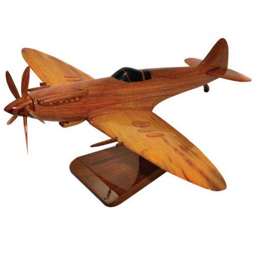 mahogany spitfire model