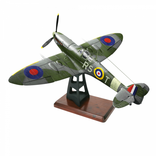 spitfire 1:12 scale model